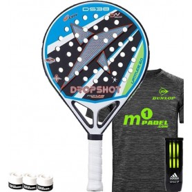 PALA DE PADEL DROP SHOT LATITUDE 2.0