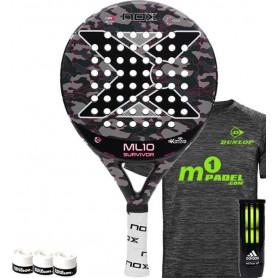 NOX ML10 PRO CUP SURVIVOR GRIS