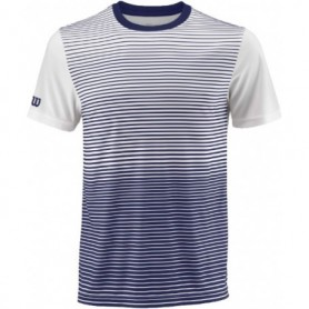 WILSON M TEAM STRIPED CREW