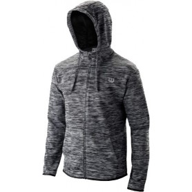 WILSON M TRAINING HOODED JA
