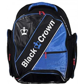 Black Crown Mochila Sack Azul