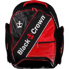 Black Crown Mochila Sack Rojo
