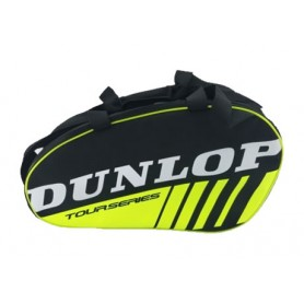 Paletero Dunlop Intro Amarillo Fluor