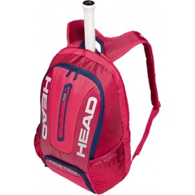 HEAD TOUR TEAM BACKPACK RASPBERRY-NAVY