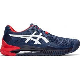 Asics Gel-Resoltion 8 Clay Blue