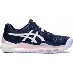 Asics Gel-Resolution 8 Clay Woman Blue