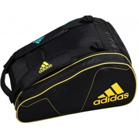 Adidas Racket Bag Tour Yellow