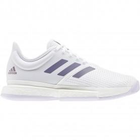 Adidas Solecourt W White