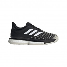 Adidas Solecourt Boost W Clay Black