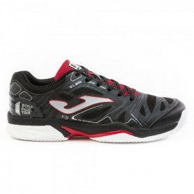 T.Slam Men 2001 Black-Red Clay