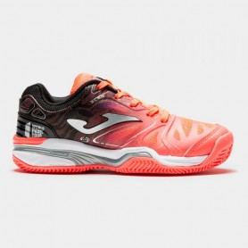 J.Slam Lady 907 Coral-Black Clay