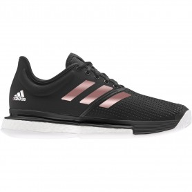 Adidas solecourt w black