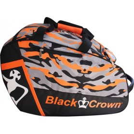 Black Crown Paletero Work Orange