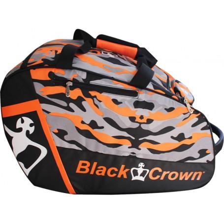 Black Crown Paletero Work Orange