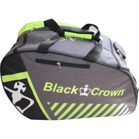 Black Crown Paletero Work Gris-Fluor