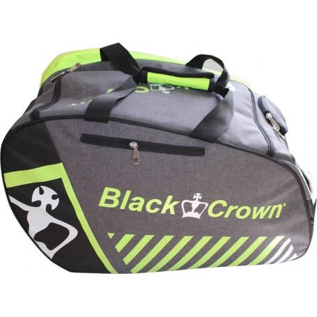Black Crown Paletero Work Gris-Fluor