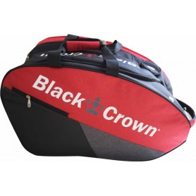 Black Crown Paletero Calm Rojo