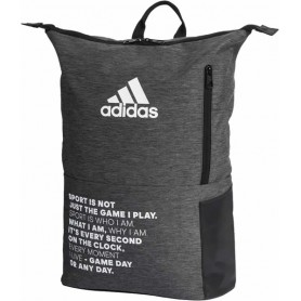 Adidas Backpack Multigame Grey