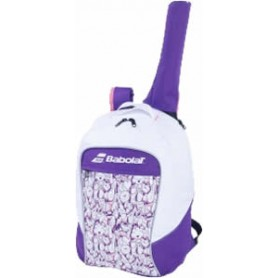 BABOLAT BACKPACK JUNIOR CLUB BLANC VIOLET