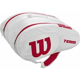 Wilson Padel Bag Blanco