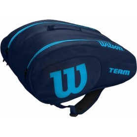 Wilson Team Padel Bag Blue