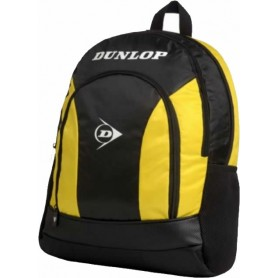 DUNLOP CLUB BACKPACK BLACK/YELLOW