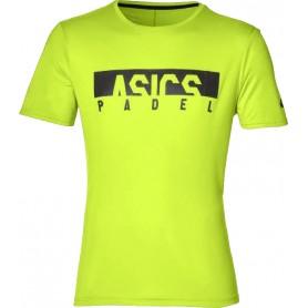 Asics Padel M Graphic T