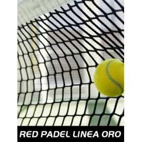 PISTA RED DE PADEL LINEA ORO