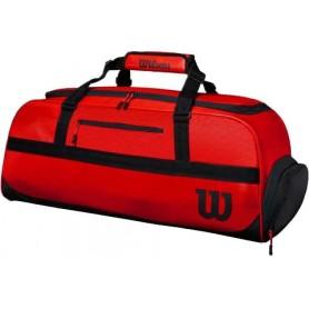 Wilson Tour Duffel Rojo