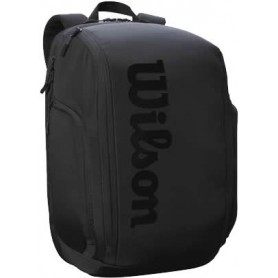 Wilson Super Tour Backpack Pro Staff Black