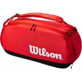Wilson Super Tour Large Duffle Bag Infrared