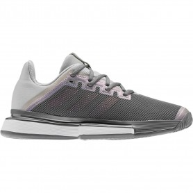 Adidas Solematch Bounce W Grey Four Silver Met Grey Two