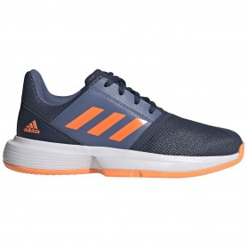 Adidas Courtjam Xj Crew Navy Screaming Orange Cre