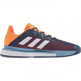 Adidas Solematch Bounce M Crew Navy Ftwr White Screaming