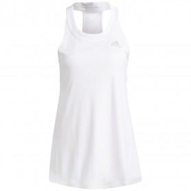 Adidas Camiseta Tirantes Club White