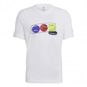 Adidas Camiseta M Ss Q1 1