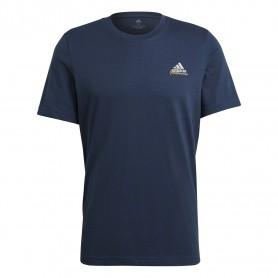 Adidas Camiseta M Ss Q1 Ao