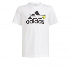 Adidas Camiseta Kids Ss Cat