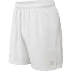 Wilson M Rush 7 Woven Short White