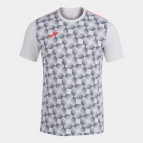 Joma Open Iii Camiseta White Pattern