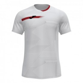 Joma Torneo Camiseta Blanco Rojo