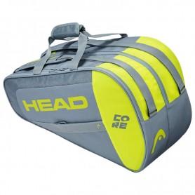 Head Core Padel Combi Gris/Amarillo