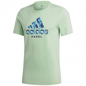 Adidas Camiseta Padel Logo