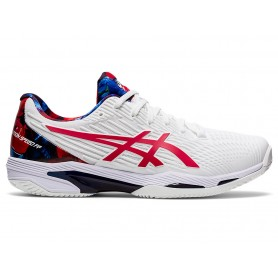 Asics Solution Speed Ff 2 Clay L.E. Hombre Blanco