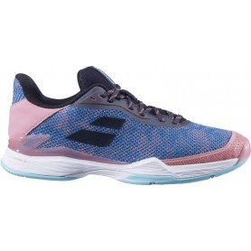 Babolat Jet Tere Clay Woman Blue Shoes