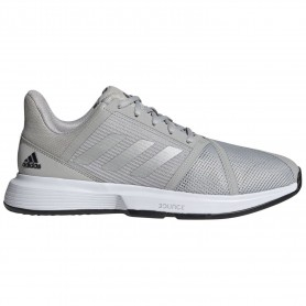 Adidas Courtjam Bounce M Zapatilla Gris