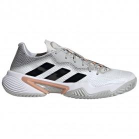 Adidas Barricade 12 W Zapatilla Blanco