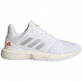 Adidas Courtjam Bounce W Zapatilla Blanco