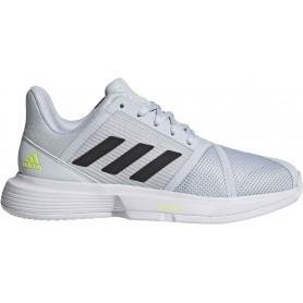 Adidas Courtjam Bounce W Clay Zapatilla Blanco