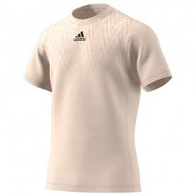 Adidas Camiseta Freelift Primeblue Natural